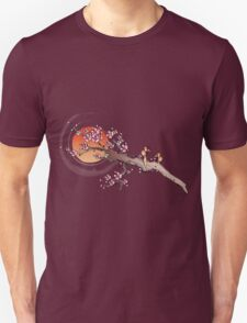 Sunset Blossoms Unisex T-Shirt