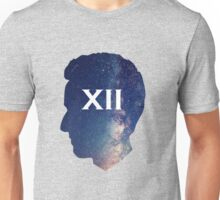 12th Doctor Peter Capaldi: Galaxy Bust Doctor Who Unisex T-Shirt