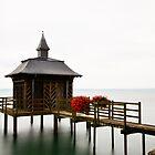 Lac Neuchâtel.....Pavillon les Bains....Gorgier..... Switzerland by Imi Koetz