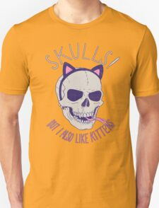 Skulls and Kittens T-Shirt