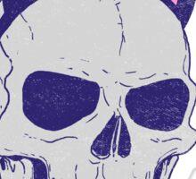 Skulls and Kittens Sticker