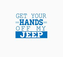 """Stiles Stilinski Yearbook Quote """"Get your hands off my jeep"""" Classic T-Shirt"""