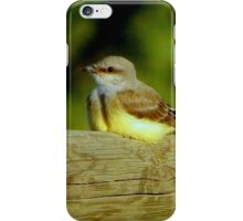 The Little Finch iPhone Case/Skin