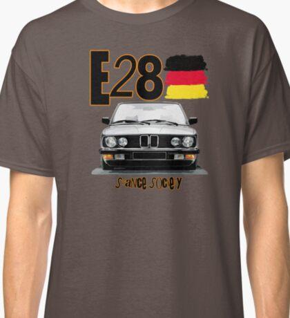 E28 stance Grey Classic T-Shirt