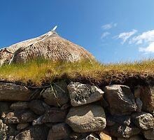 Blackhouse Museum Wall by kalaryder
