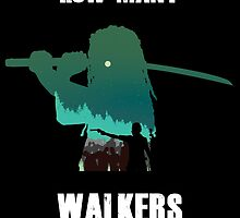 """""""How Many Walkers Have You Killed?"""" by Red82Creative"""