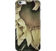 Loving sunflower iPhone Case/Skin