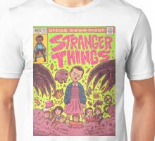 Stranger Things Comic (not original work) Unisex T-Shirt