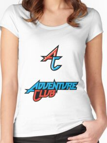 Adventure Club Women's Fitted Scoop T-Shirt