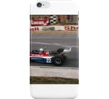 Chris Amon iPhone Case/Skin