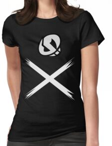 Team Skull (Alola Region) Design Womens Fitted T-Shirt