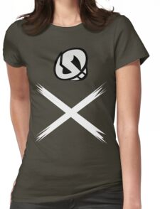 Team Skull (Alola Region) Design Womens Fitted T-Shirt