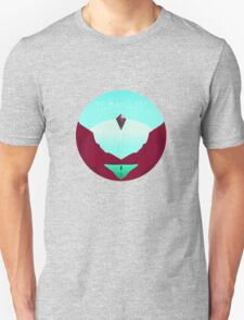 No Mans Sky Minimalist Art Unisex T-Shirt