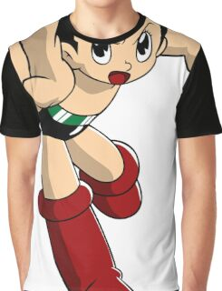 Astroboy - determined Graphic T-Shirt