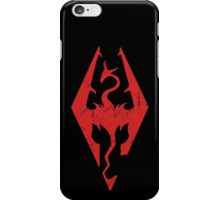 Skyrim Game iPhone Case/Skin
