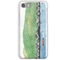 Little Houses Along the Shore iPhone Case/Skin