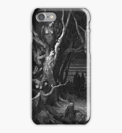 Brute Harpies – Dante's Inferno (Alighieri, Dante) iPhone Case/Skin