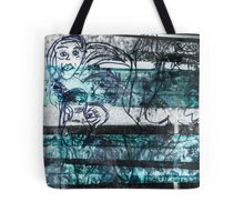 layer cake Tote Bag