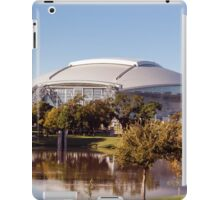 Old Dallas Cowboys Stadium iPad Case/Skin