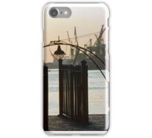 River Clyde iPhone Case/Skin