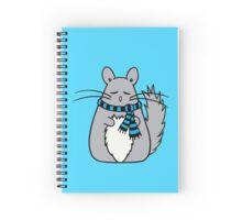 Chill Chinchilla Spiral Notebook