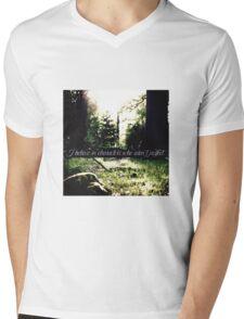 STANA KATIC, QUOTE #3 Mens V-Neck T-Shirt