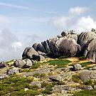 Serra da Estrela - Portugal by Arie Koene