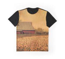 Golden Harvest Graphic T-Shirt