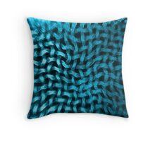 Textured Net Throw Pillow