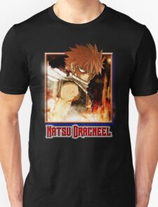Portrait of a Dragon Slayer - Text Unisex T-Shirt