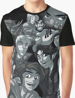 The Gang's All Here Graphic T-Shirt