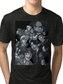 The Gang's All Here Tri-blend T-Shirt