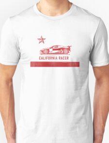 California Racer - Red Ferrari Unisex T-Shirt