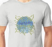 Hugged by Bumblebees Unisex T-Shirt