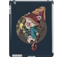 Final Fantasy Wizard Moogle iPad Case/Skin