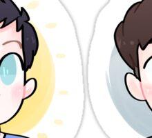 Sun & Moon Phan Sticker Pack Sticker