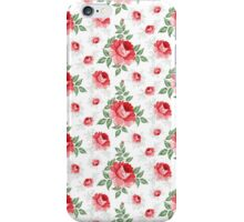 Rose seamless pattern for floral background iPhone Case/Skin
