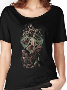 The Mermaid Women's Relaxed Fit T-Shirt