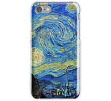 In the style of Van Gogh - 2 iPhone Case/Skin