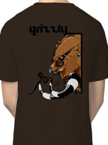 grizzly grosome2 Classic T-Shirt