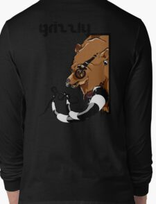 grizzly grosome2 Long Sleeve T-Shirt