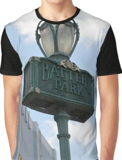 Battery Park Graphic T-Shirt