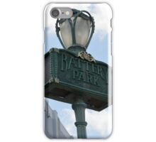 Battery Park iPhone Case/Skin