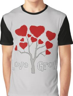 Love Grows Graphic T-Shirt