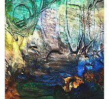 Mixed media 18 by rafi talby Photographic Print
