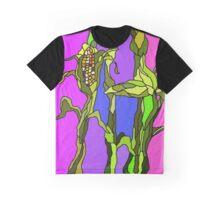 Corn Stalks  Graphic T-Shirt
