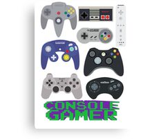 Gamer's Life - The Essentials Canvas Print