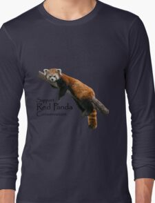 2016 Red Panda Day Long Sleeve T-Shirt
