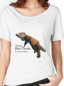 2016 Red Panda Day Women's Relaxed Fit T-Shirt