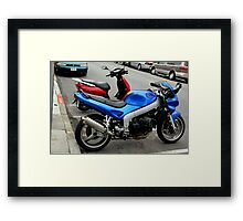 Hers And HERS Framed Print